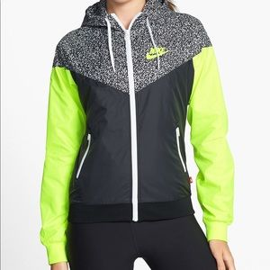 Nike AOP Windrunner with Elephant Print